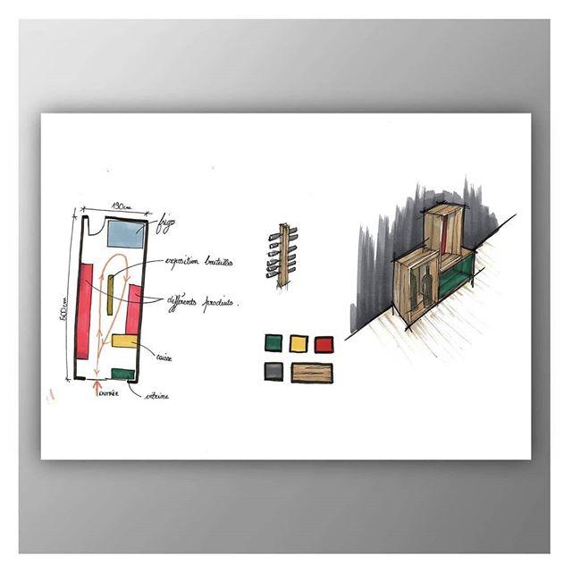 conception dessin mobilier