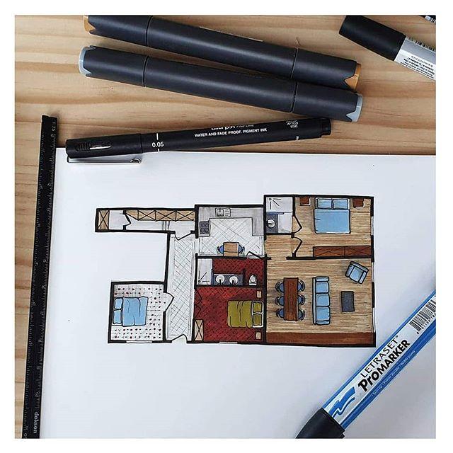 plan appartement bordeaux