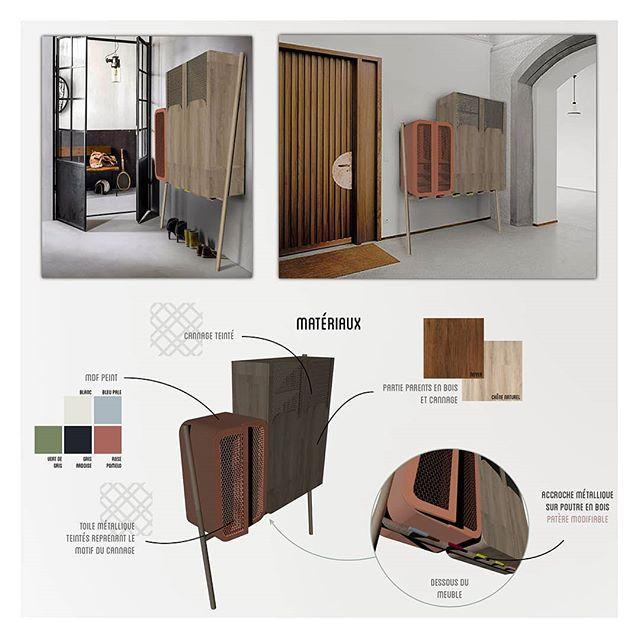 Mobilier sur mesure architecte d'intérieur