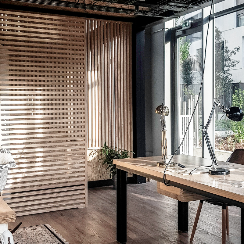 Menuisier table bois sur mesure